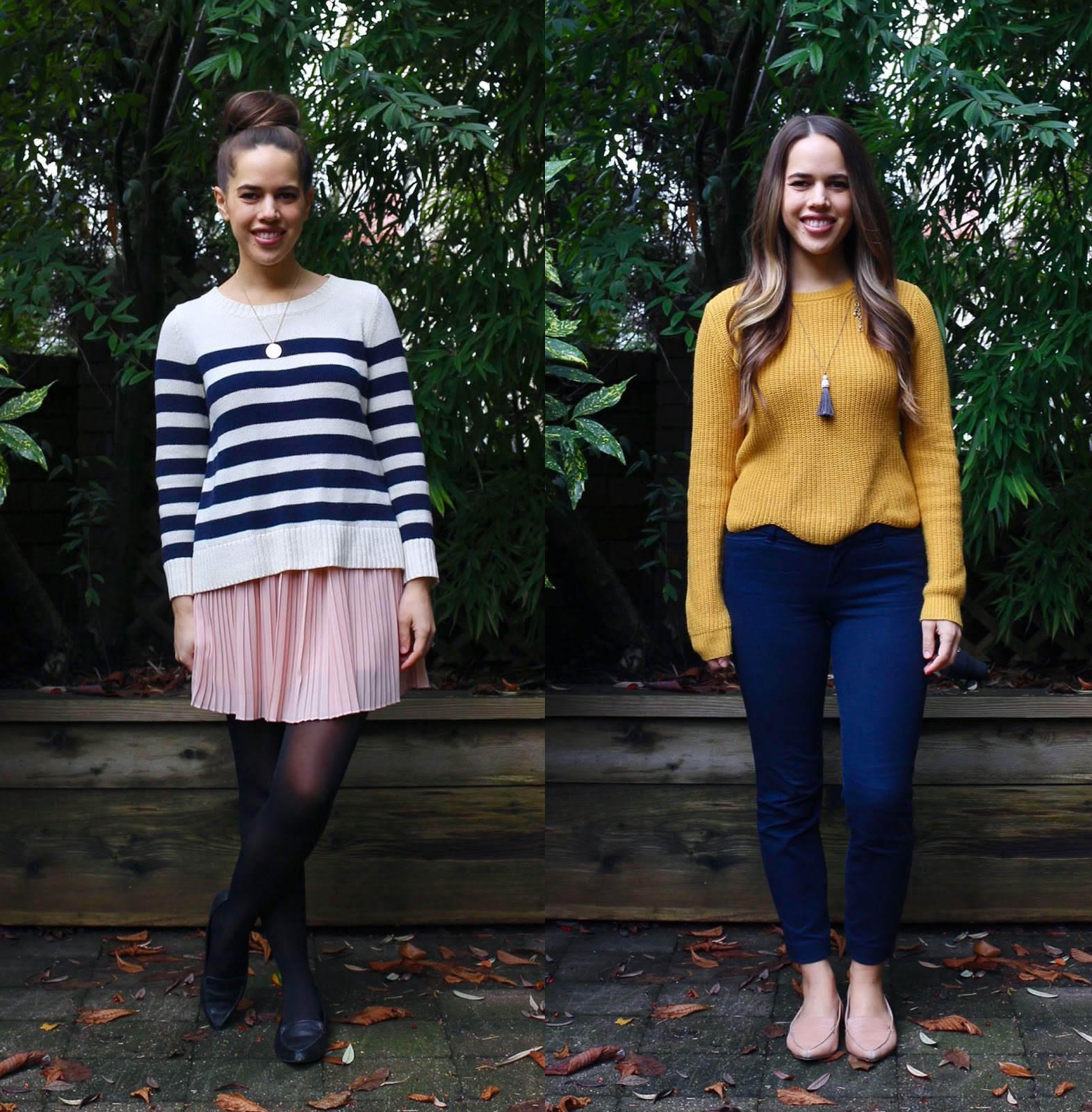 Jules in Flats - Winter Outfit Ideas for Work (Business Casual Workwear on a Budget)