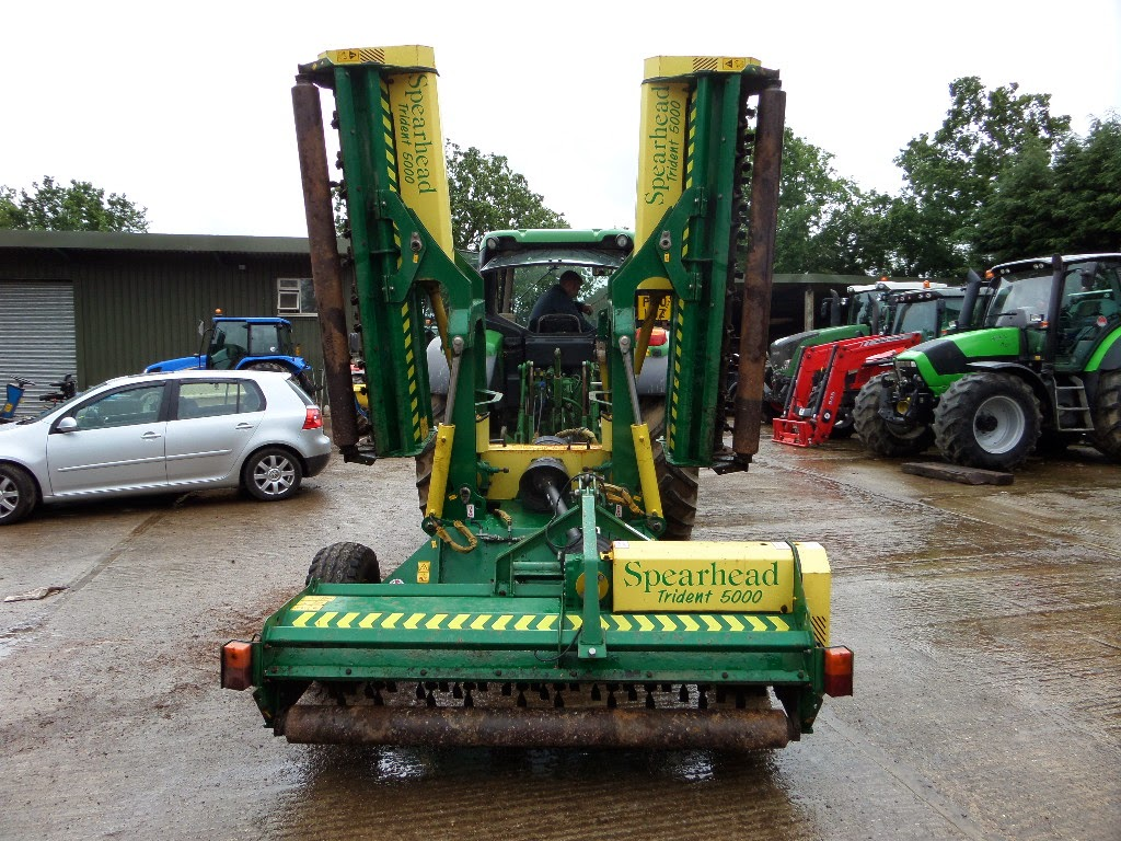 Used Tractors Machinery And Plant Spearhead Trident 5000
