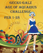 February Challenge at Gecko Galz