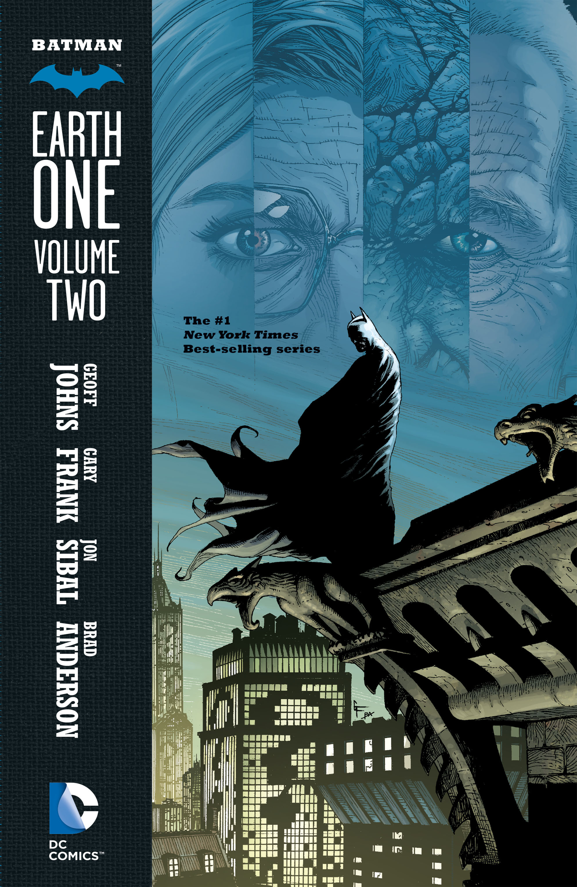 Batman: Earth One TPB_2 Page 1