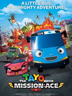 The Tayo Movie Mission Ace (2016)