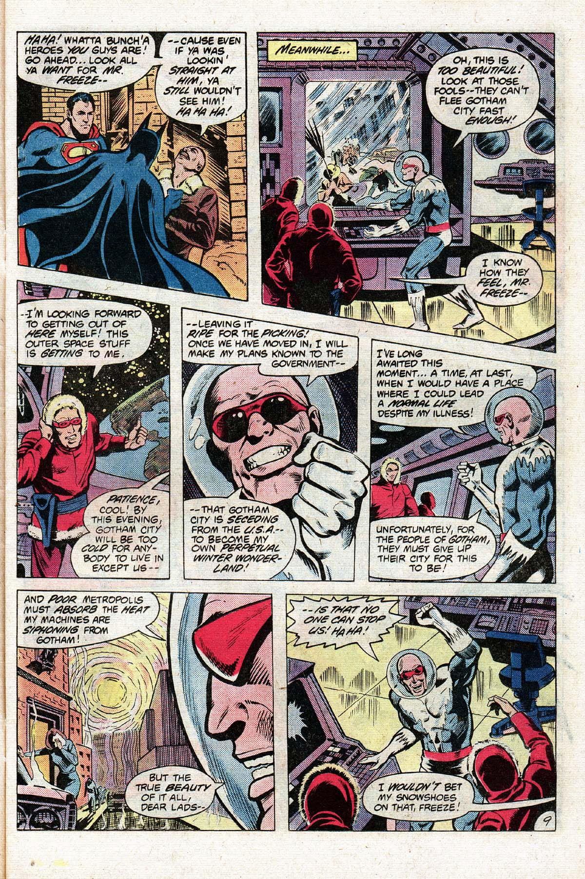 Read online World's Finest Comics comic -  Issue #275 - 11