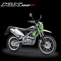 Kredit Motor Kawasaki KLX 150BF