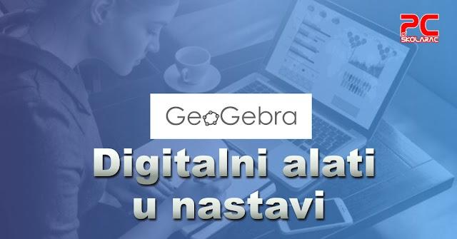 DIGITALNI ALATI - GEOGEBRA - TABLICA MNOŽENJA