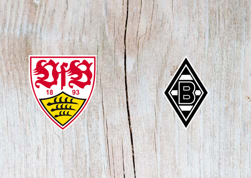 VfB Stuttgart vs B. Monchengladbach  - Highlights 27 April 2019