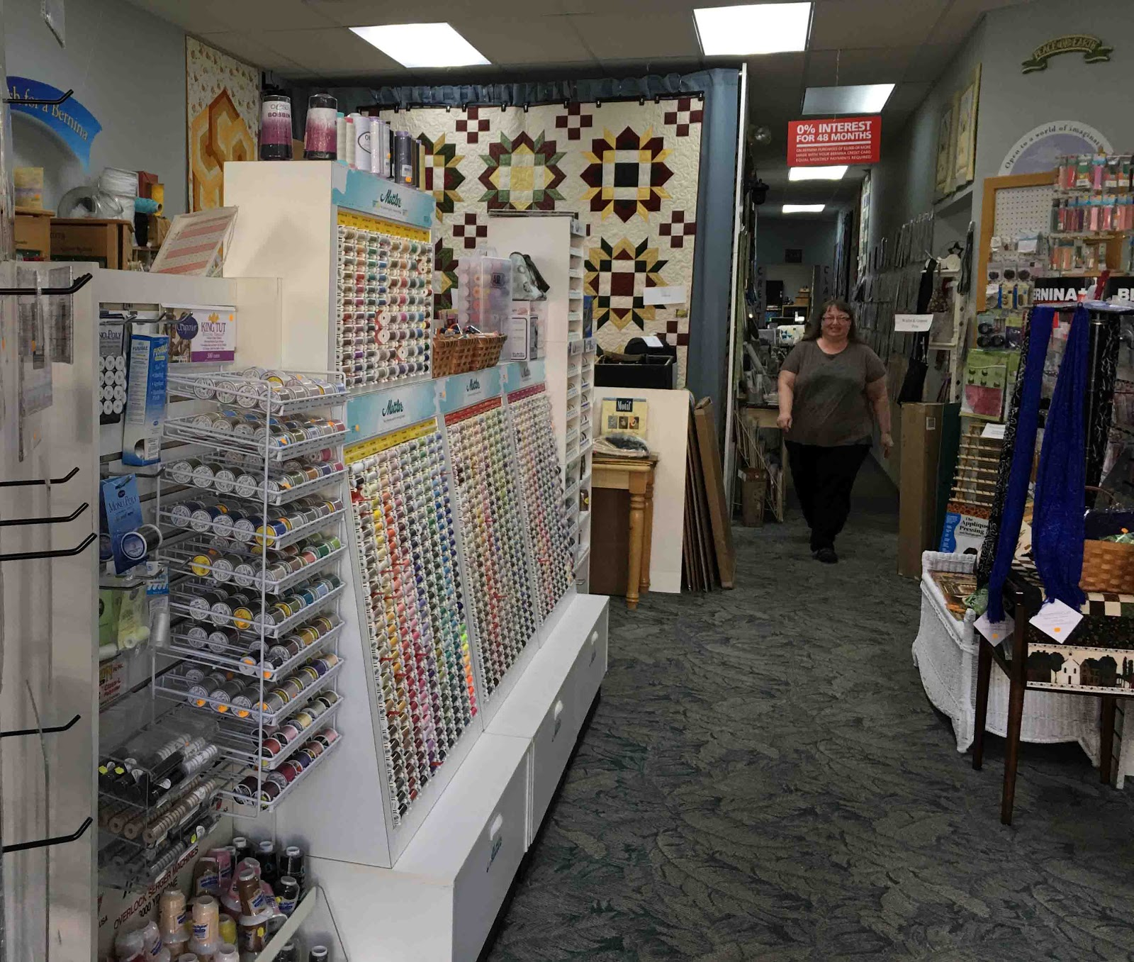 Cat Patches: Quilt Shop: Sew Bernina, Minot, North Dakota : dakota quilt shop - Adamdwight.com