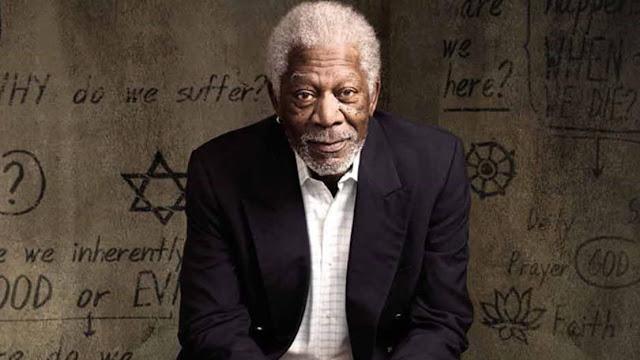 Morgan Freeman A Historia de Deus