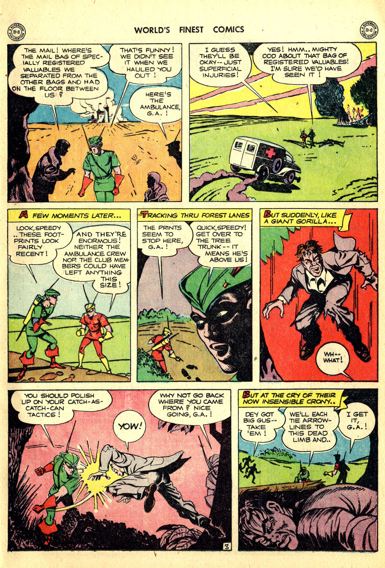 Read online World's Finest Comics comic -  Issue #18 - 51
