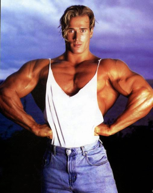 strength fighter� mike ohearn the original gladiator