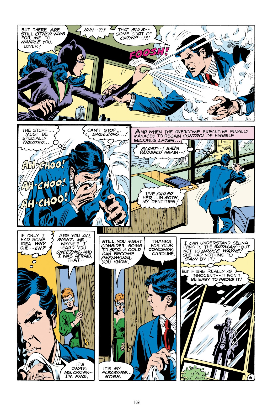 Read online Catwoman: A Celebration of 75 Years comic -  Issue # TPB (Part 2) - 70