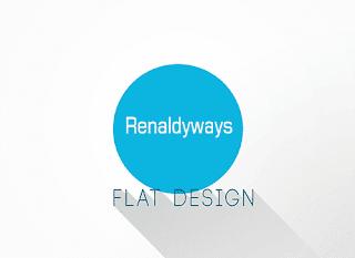 Cara Membuat Icon Flat Design Secara Mudah