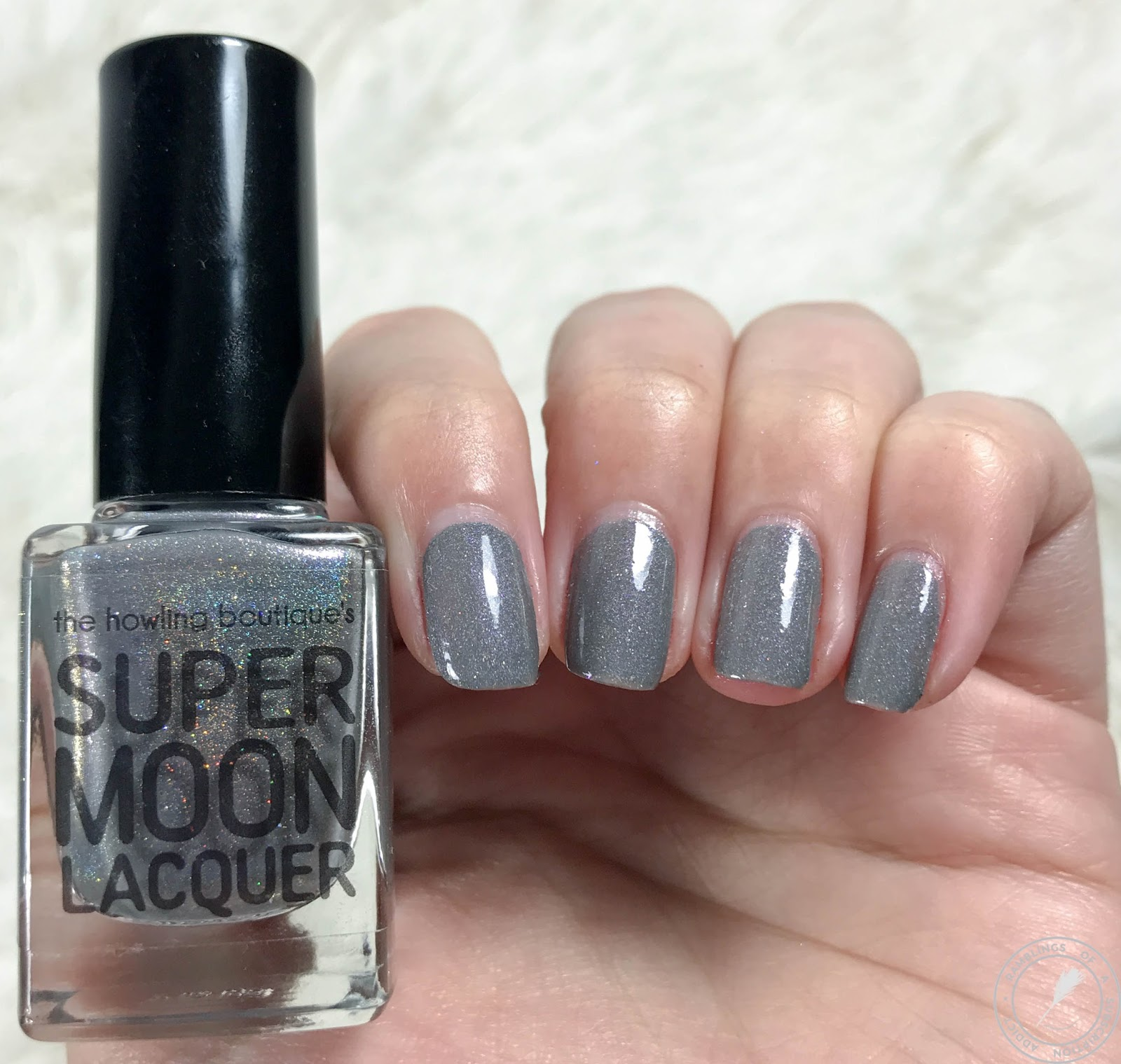 The Howling Boutique's Supermoon Lacquer - Rainbow Moon