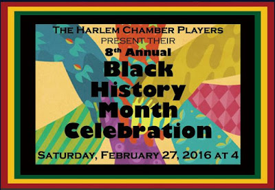 AfriClassical: Harlem Chamber Players Present Their 8th ...