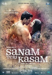Sanam Teri Kasam (2016) 720p HD Movie Download