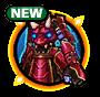 Red Samurai Armor