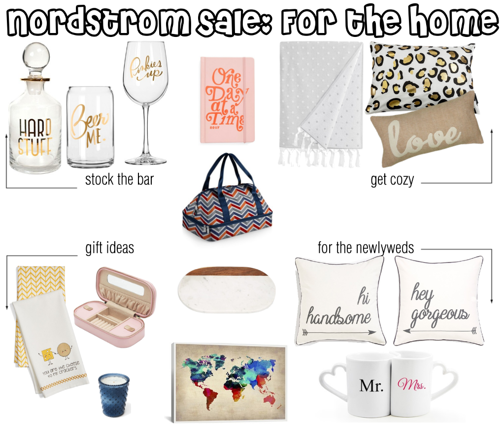 best of the nordstrom sale for the home | what to buy from the home section of the #nale | top things to buy during the nordstrom anniversary sale | a memory of us