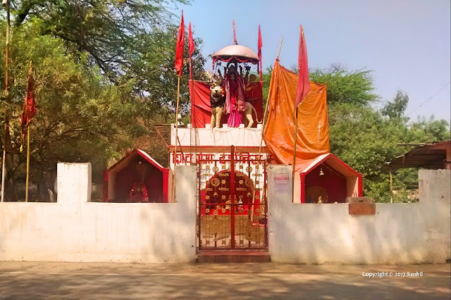 Maa Durga Mandir, Near Jharkhandi Mandir, Dehri on Sone