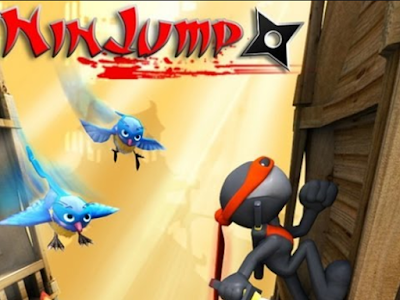 Download NinJump Mod Apk Terbaru [Unlimited Shields]