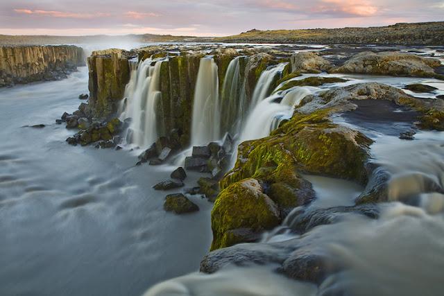 Air Terjun Dettifoss, Islandia