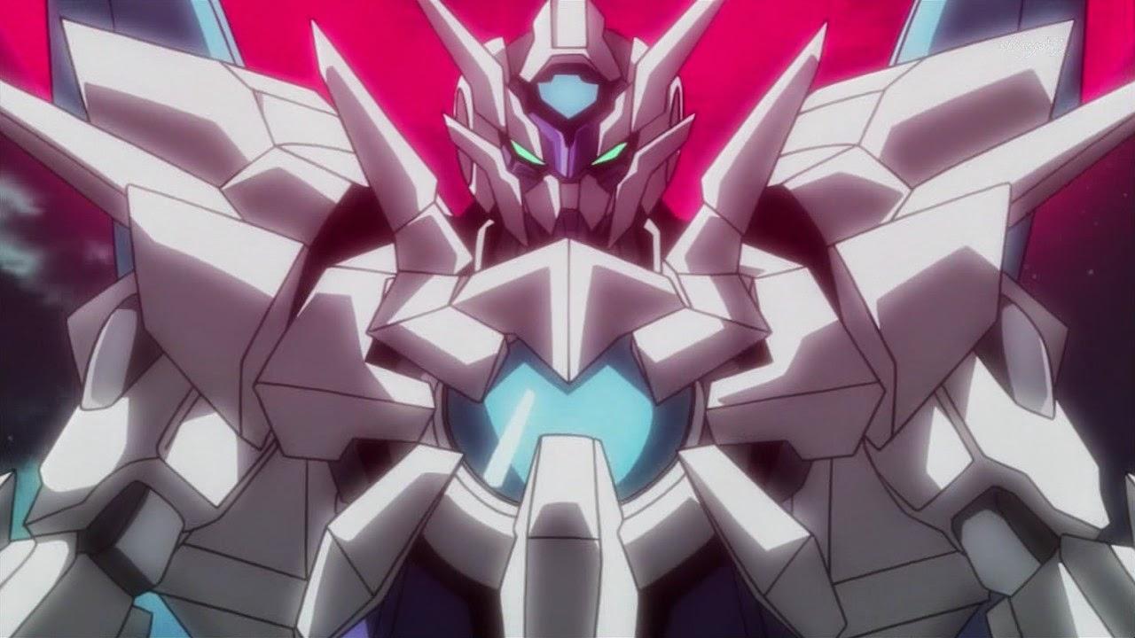GN-9999 Transient Gundam
