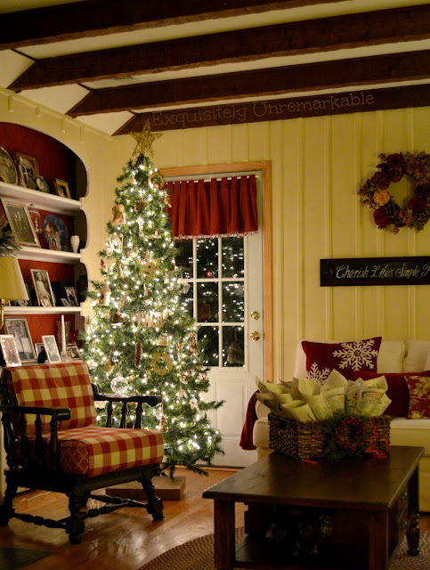 A Cottage Style Christmas