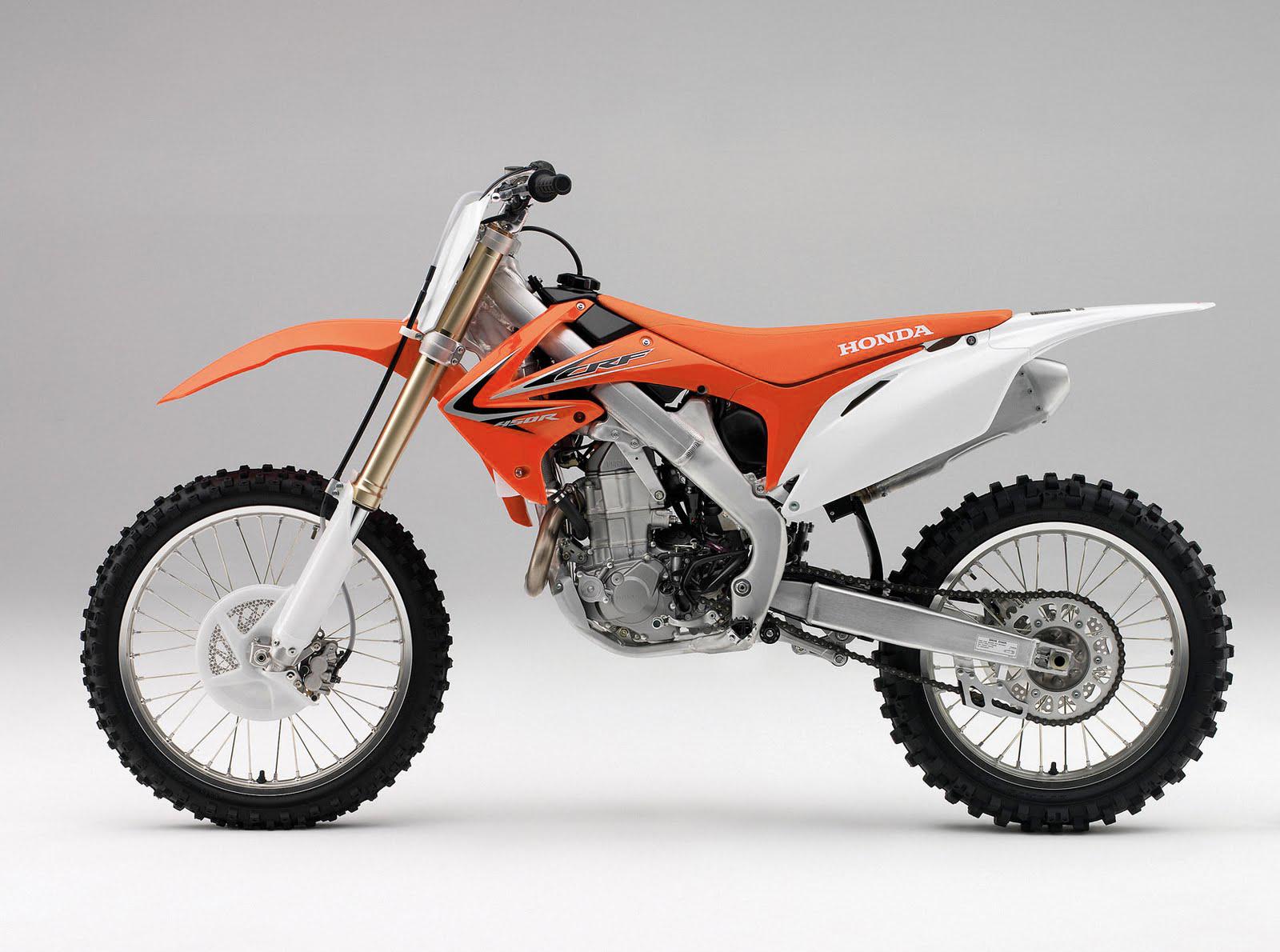 Motor Bike Honda CRF