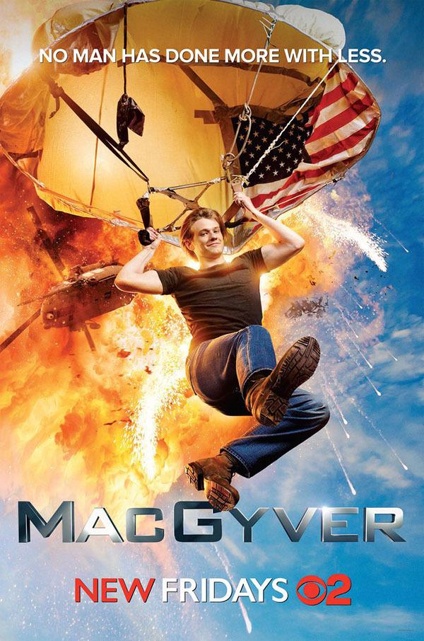 MacGyver T1 E3