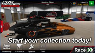 Pro Series Drag Racing Mod Apk v1.23 Free Shopping