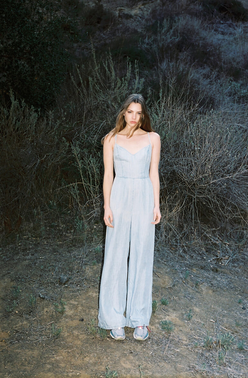 Henrik Purienne Photographs BB Dakota's Beautiful Summer LookBook