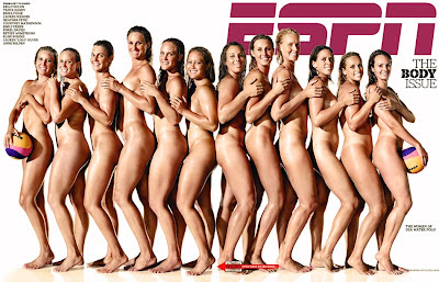 Women's U.S.A. Water Polo Team