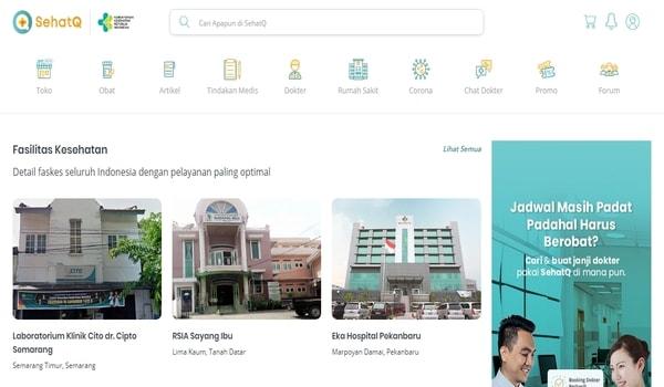 SehatQ.com Memberikan Informasi Kesehatan Terpercaya dan Terlengkap