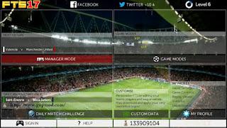 Download FTS 17 Mod by Alex1394 Apk + Data