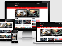 Video - Responsive Blogger Template for Video-based