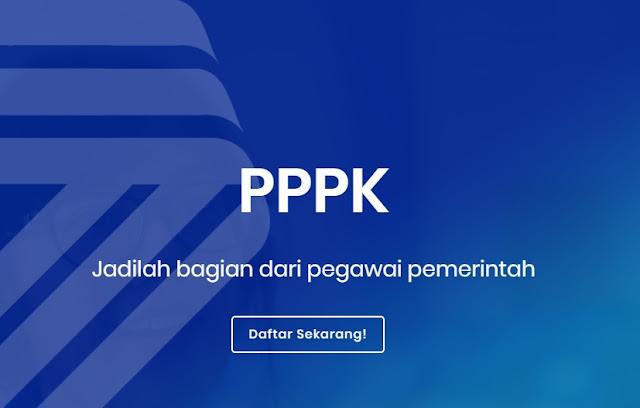 15 Langkah Daftar Untuk Membuat Akun PPPK/P3K 2019 Online