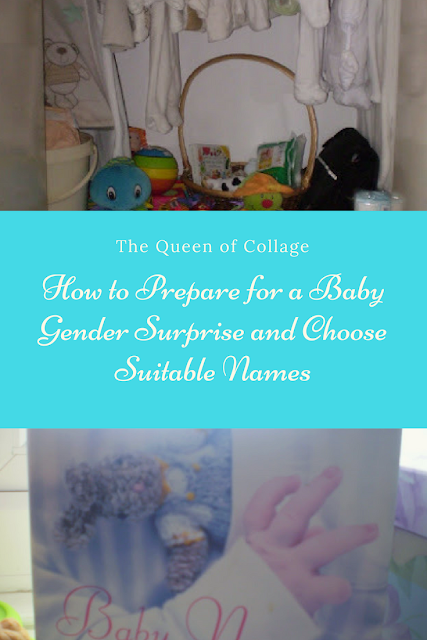 How to prepare for a baby gender surprise and choose suitable names