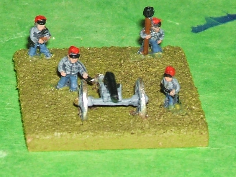 ACW: Baccus 6mm all-arms Confederate force | Wargaming Hub