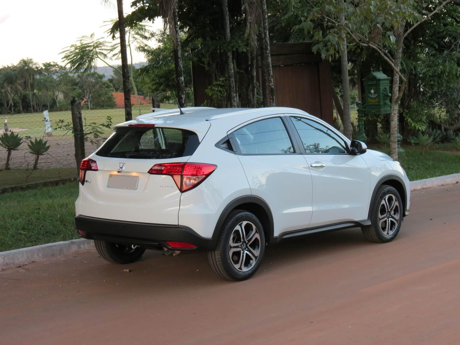 Honda HR-V - quinto carro mais vendido do Brasil