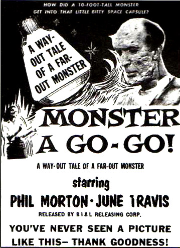 S And  S Monster Movies