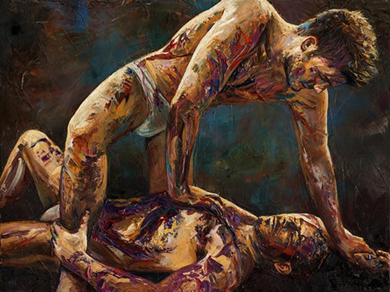 Photos d'art adolescent fournit de l'art