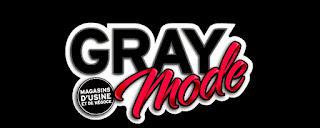 magasins d'usine Gray Mode