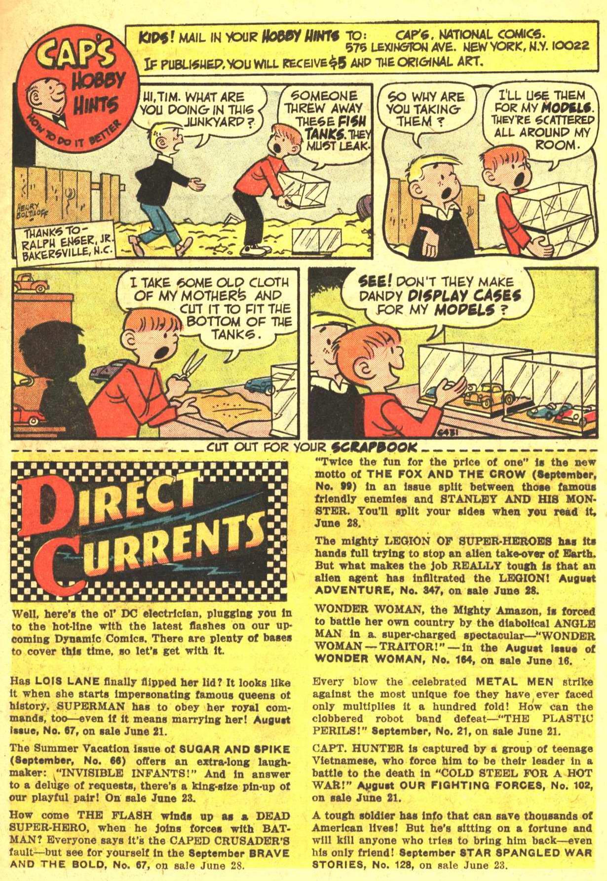 Read online World's Finest Comics comic -  Issue #159 - 25