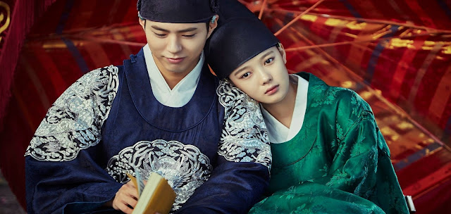 Love in the Moonlight recenzja