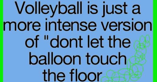Funny Volleyball Quotes for Instagram | Cute Instagram Quotes