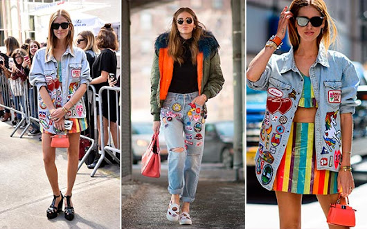 Trend Alert: Patches