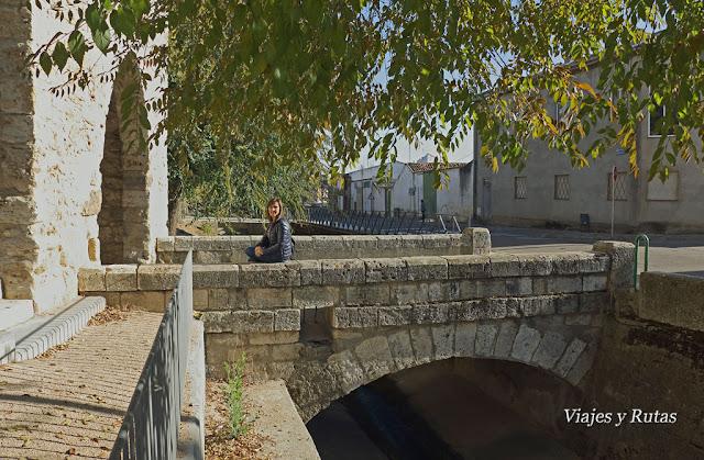 Puerta de los Remedios de la antigua muralla de Dueñas, Palencia