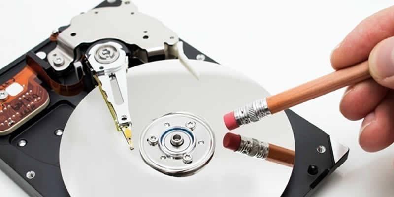 eliminar archivos definitivamente del disco duro