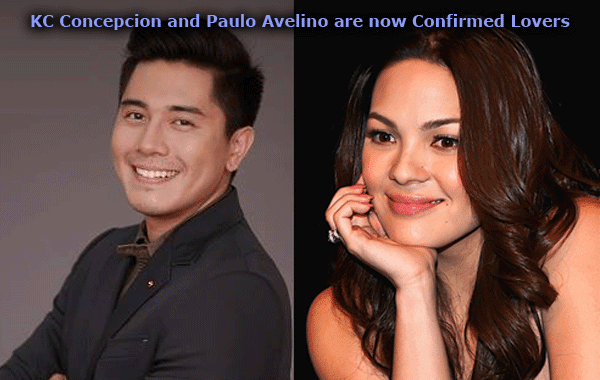 KC Concepcion Confessed Her Love with Paulo Avelino