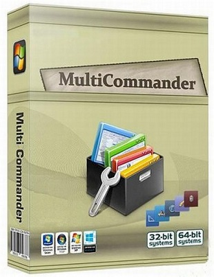 Multi Commander 7.3 Build 2360 poster box cover