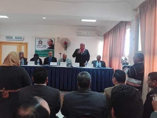 """السنطة التعليمية تقيم ندوة لدراسة فاعليات حملة """" 100 مليون صحة """" بمحافظة الغربية"""