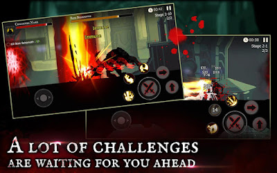 Shadow of Death Dark Knight - Stickman Fighting Mod Apk